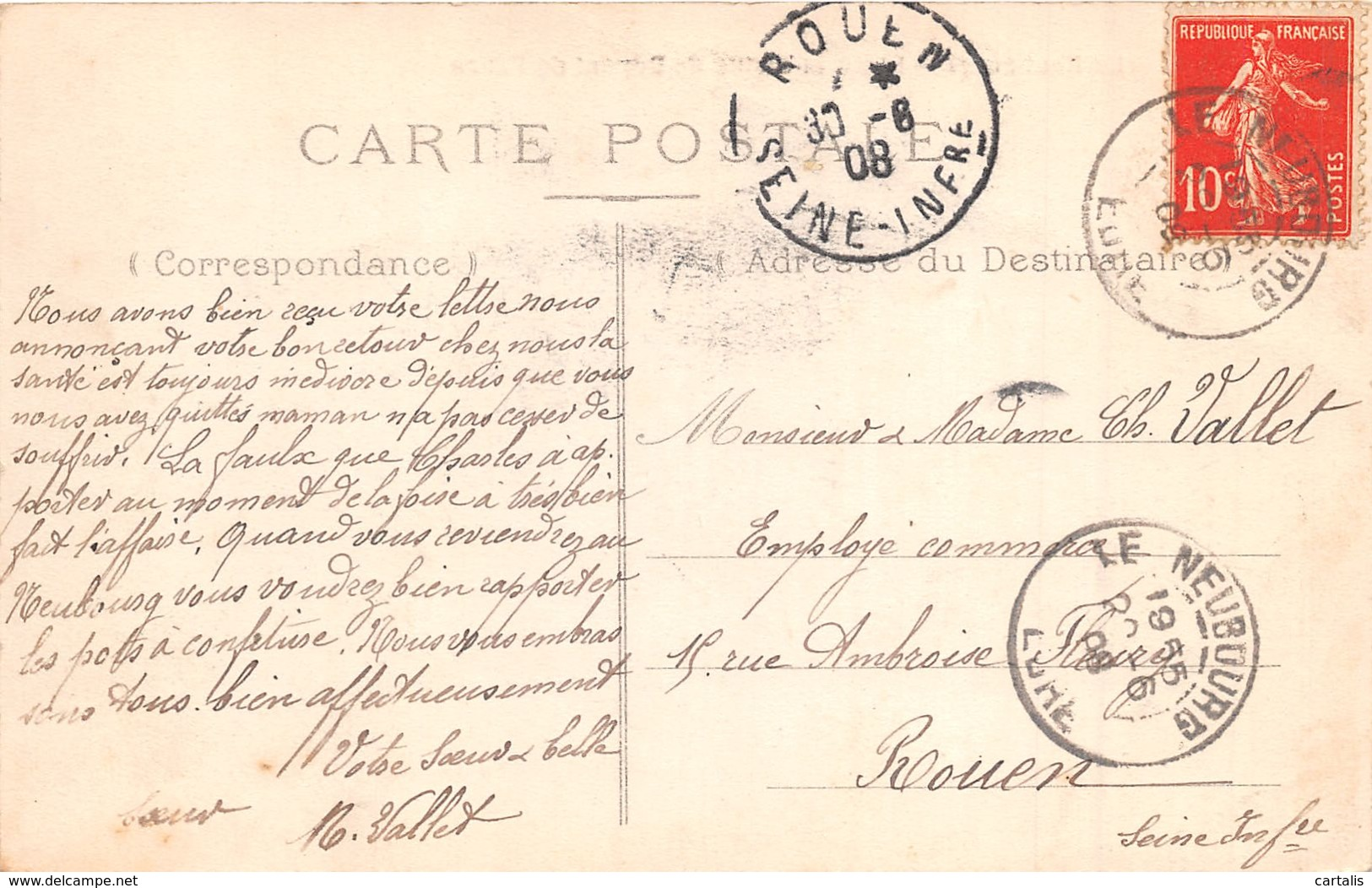27-LE NEUBOURG-N°286-C/0109 - Le Neubourg