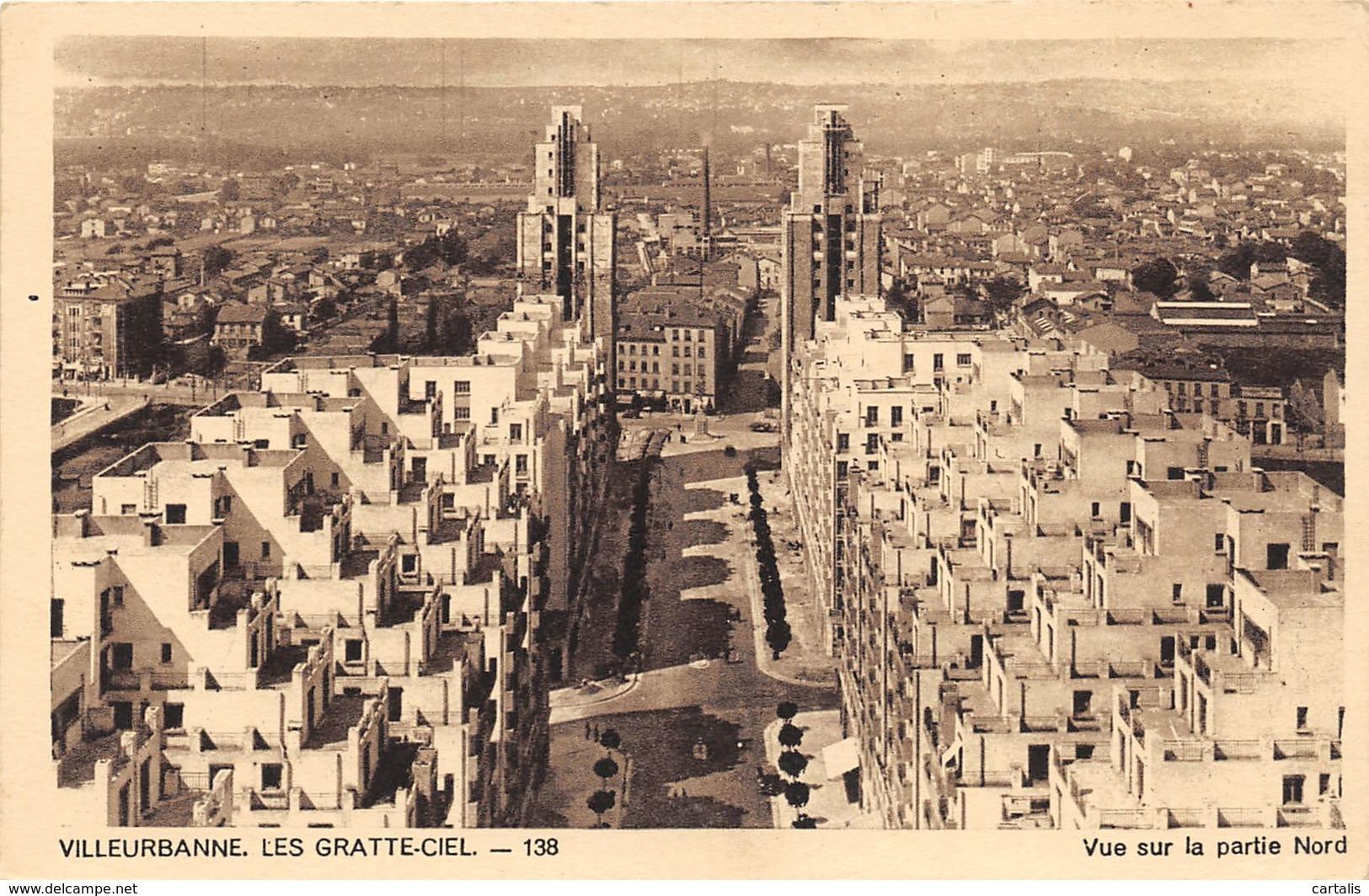 69-VILLEURBANNE-N°292-A/0057 - Villeurbanne