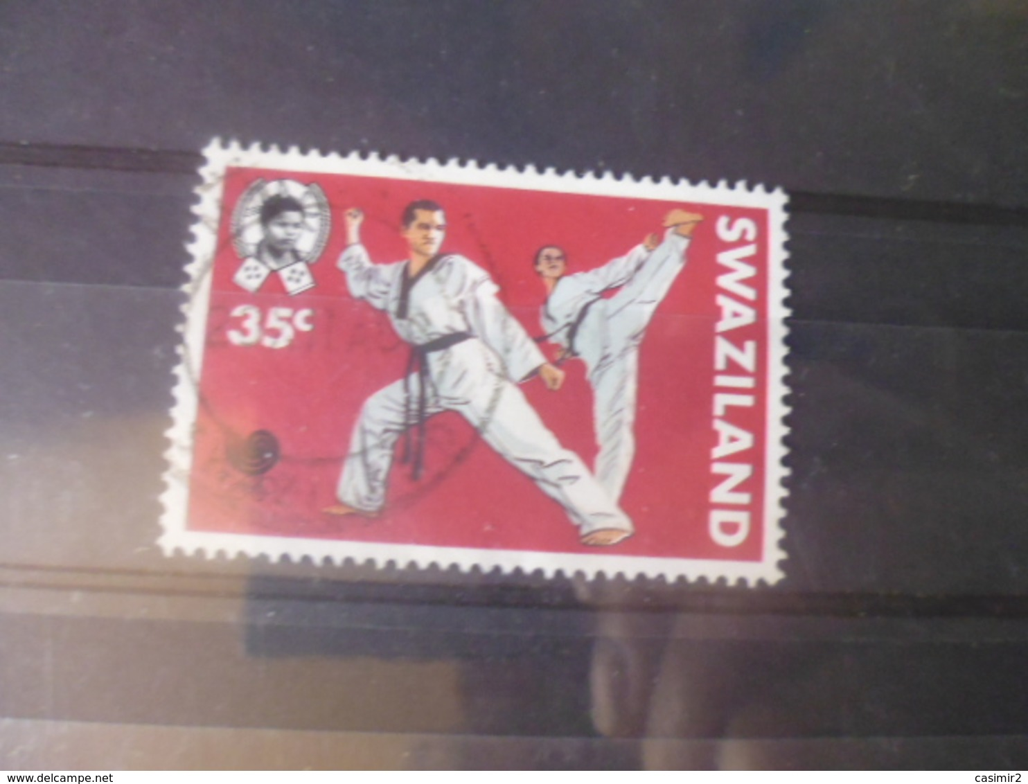 SWAZILAND YVERT  N°542 - Swaziland (1968-...)
