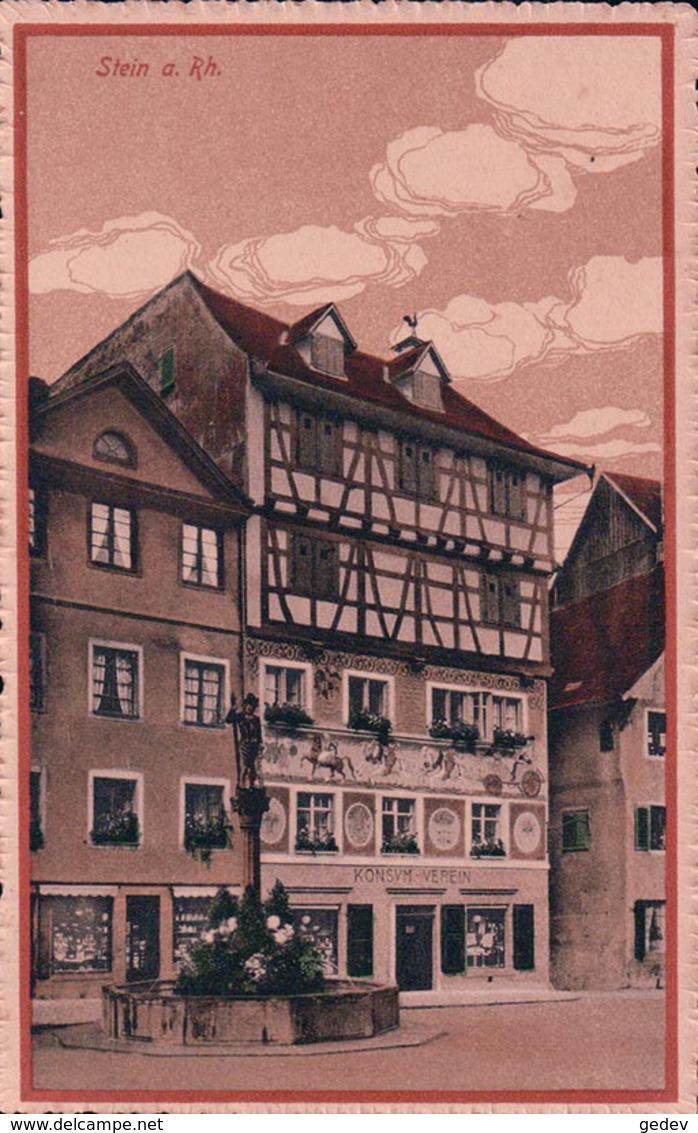 Suisse, Stein Am Rhein SH, Litho (9261) - SH Schaffhouse