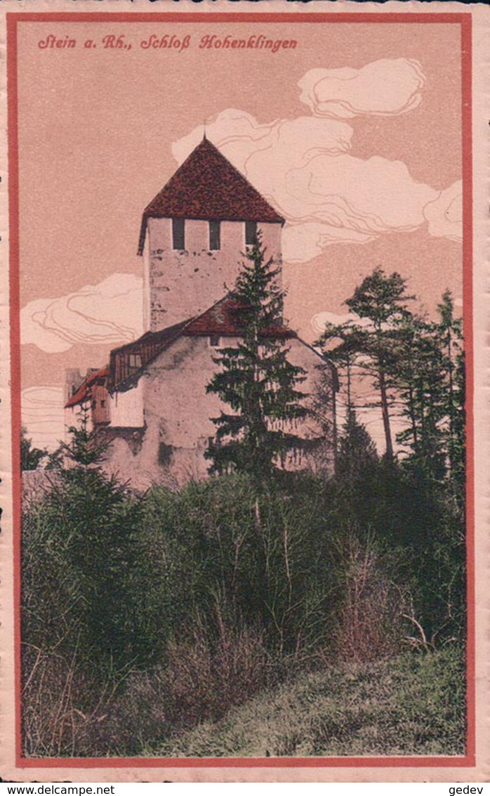 Suisse, Stein Am Rhein SH, Litho (10851) - SH Schaffhouse