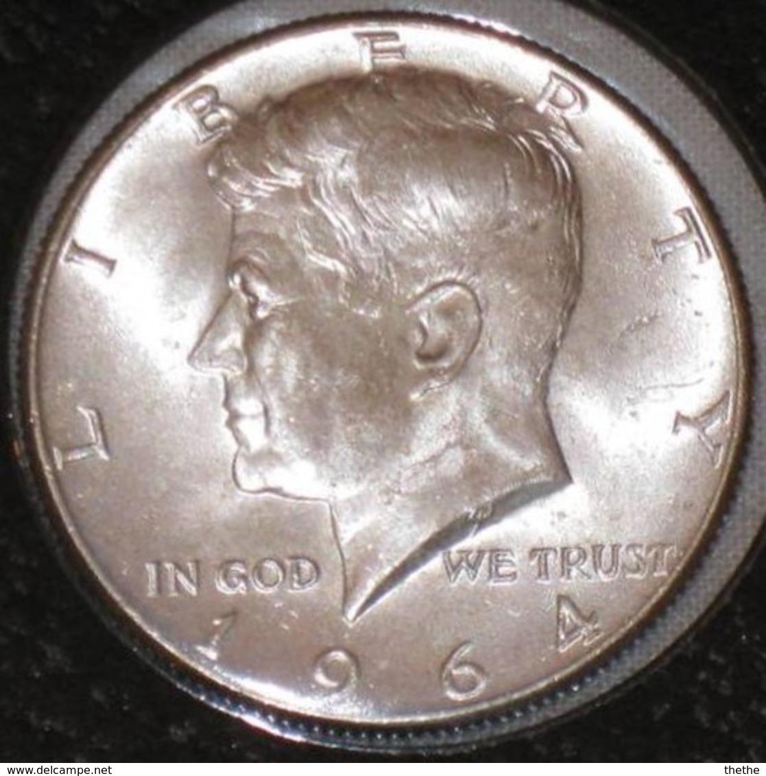 1/2 DOLLAR - JOHN F. KENNEDY - Federal Issues