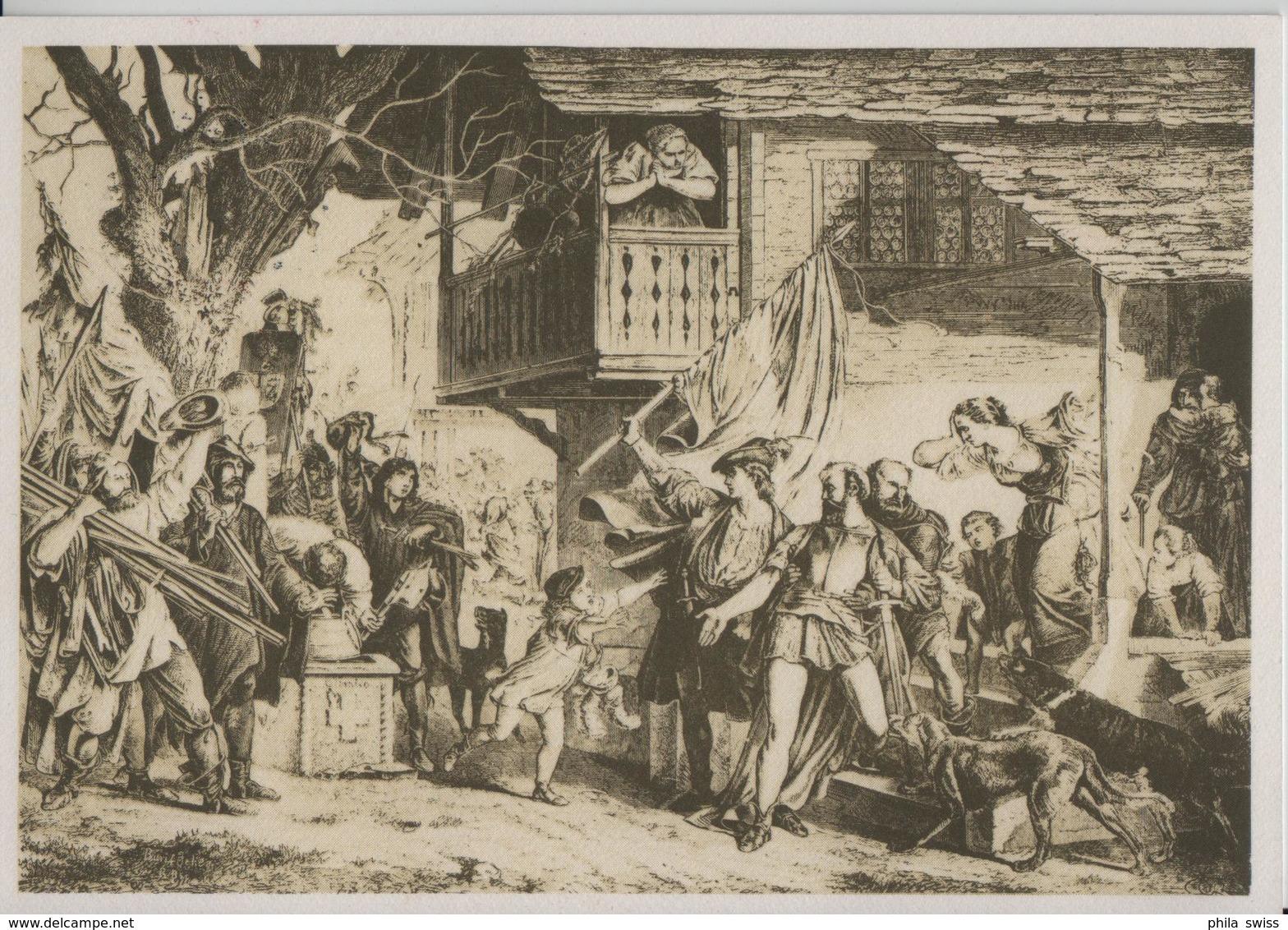 500 Anni Battaglia Di Giornico 1478-1978 - TI Tessin