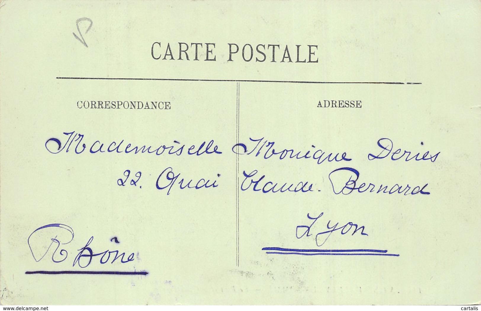 80-SAINT VALERY SUR SOMME-N°401-E/0317 - Saint Valery Sur Somme