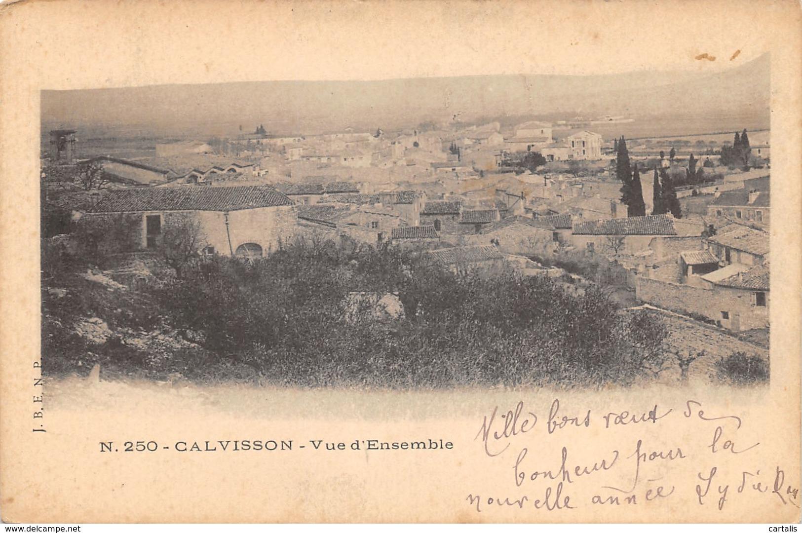 30-CALVISSON-N°428-H/0255 - France