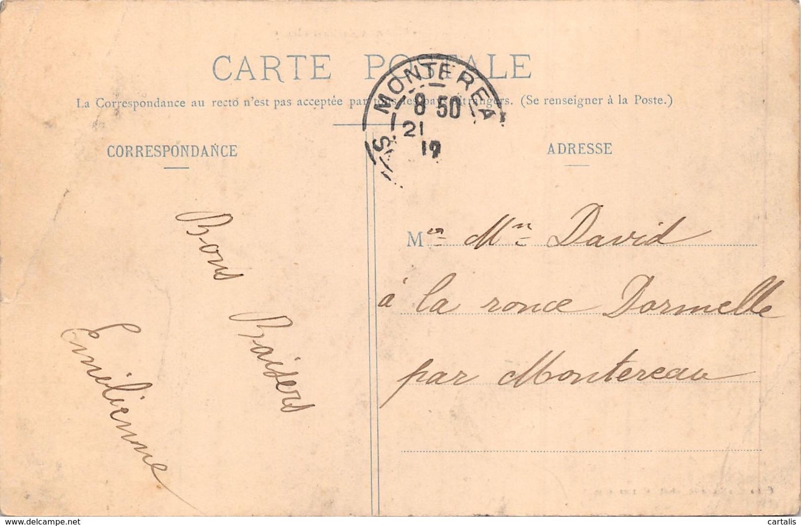 44-GUEMENE PENFAO-CHATEAU DE BOIS FLEURY-N°430-D/0187 - Guémené-Penfao