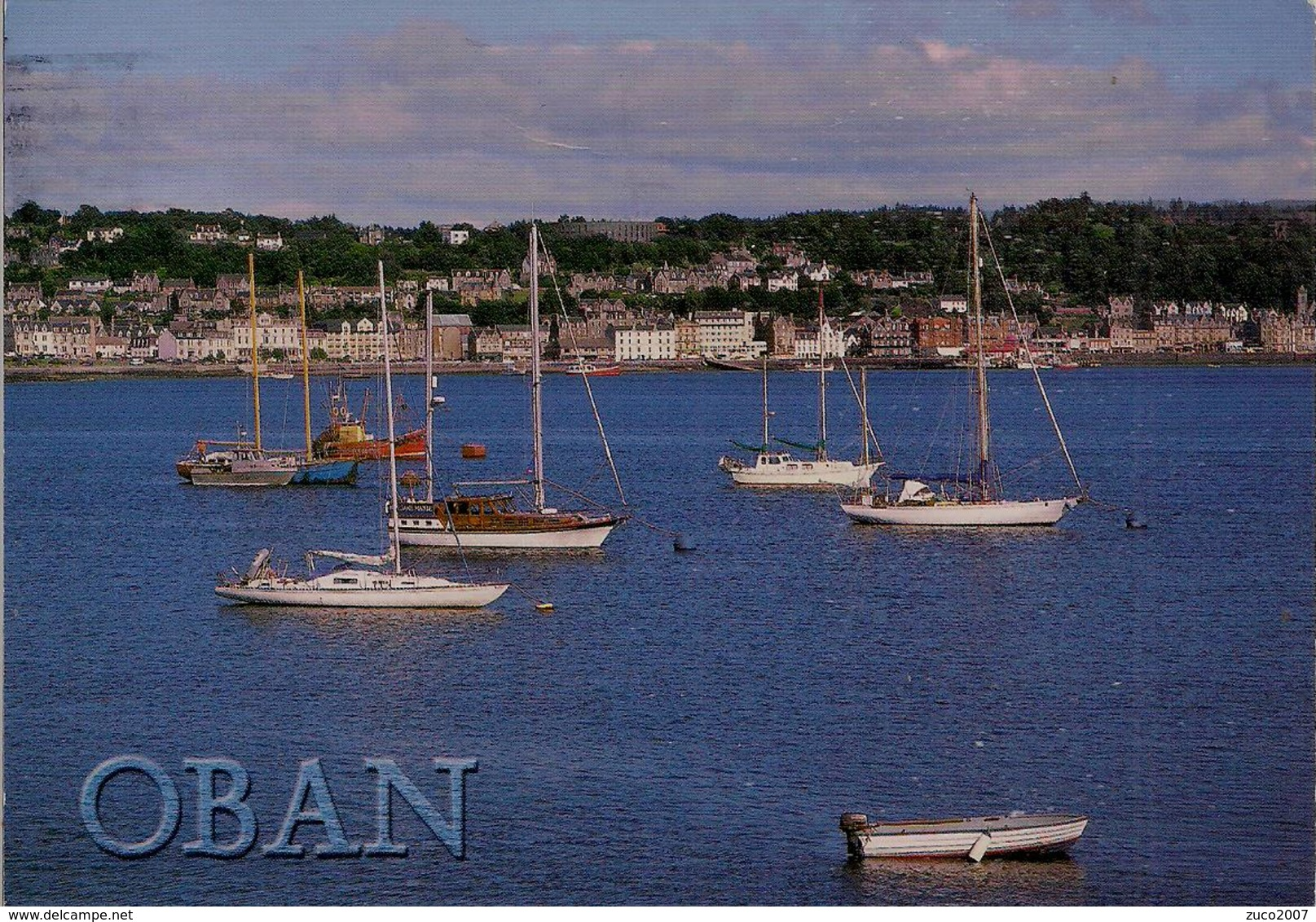 UK Scotland OBAN - FERRARA,ITALIA - Argyllshire