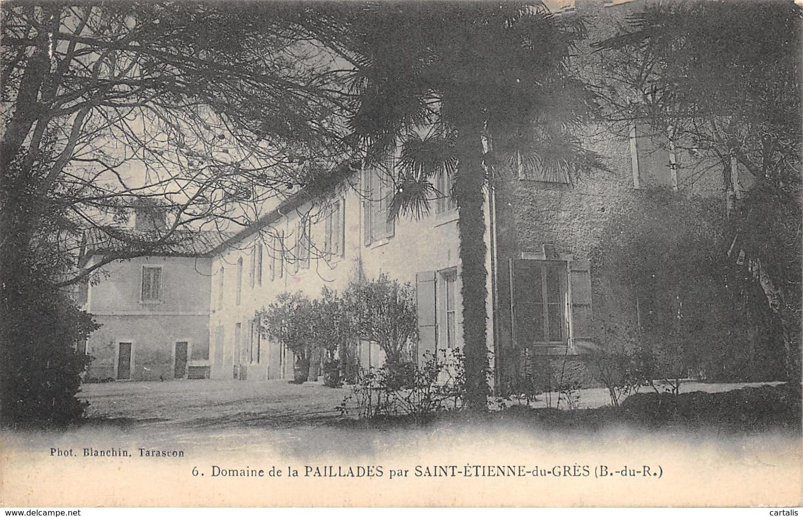 13-SAINT ETIENNE DU GRES-DOMAINE DE LA PAILLADES-N°438-A/0001 - Autres Communes