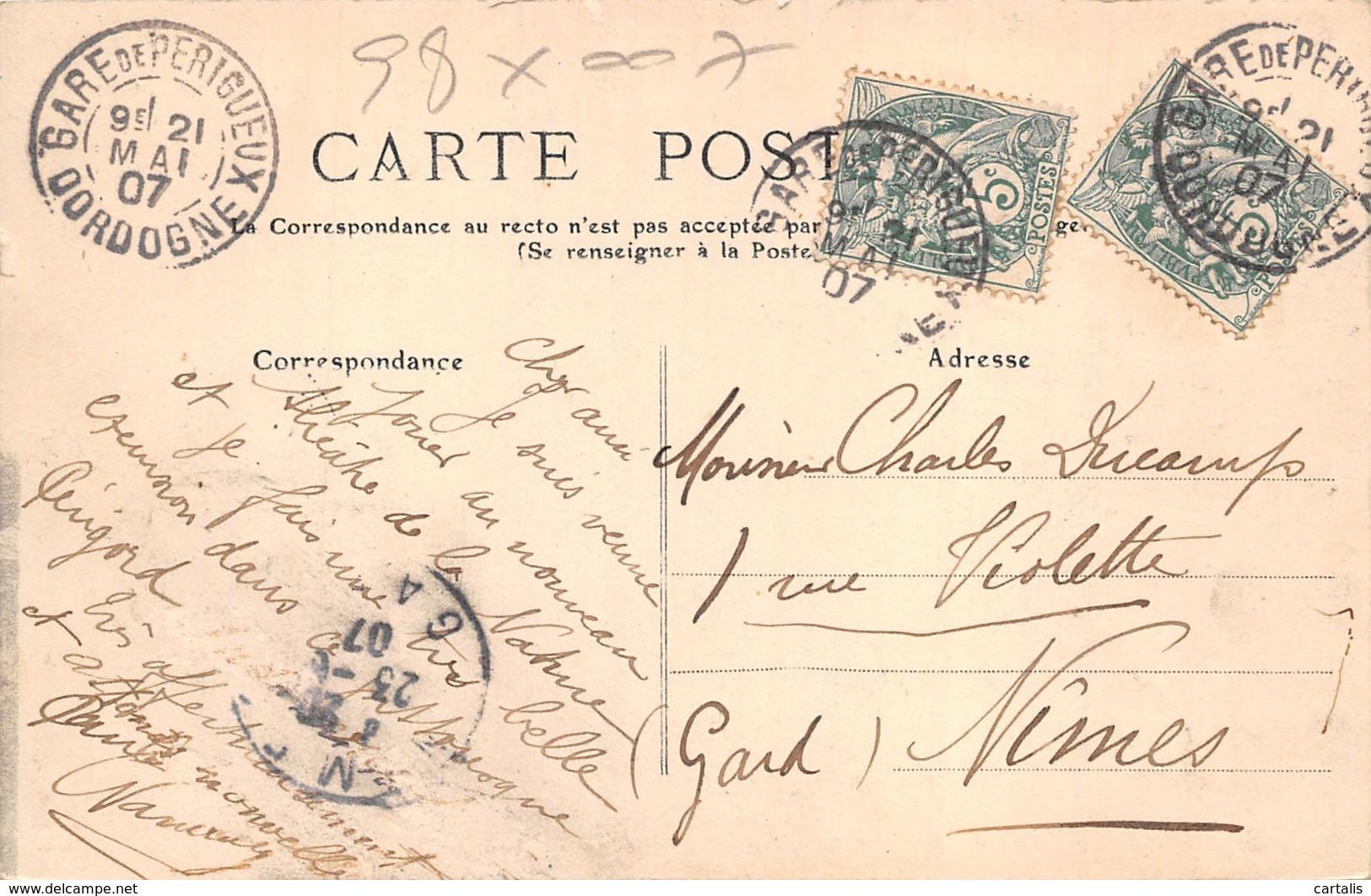 24-PERIGUEUX-N°440-G/0373 - Périgueux