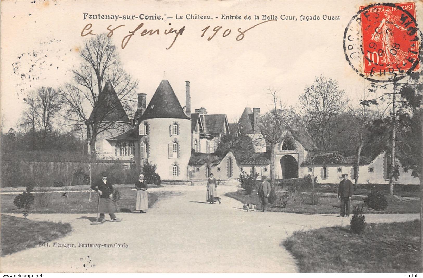 28-FONTENAY SUR CONIE-N°C-418-E/0059 - Autres Communes