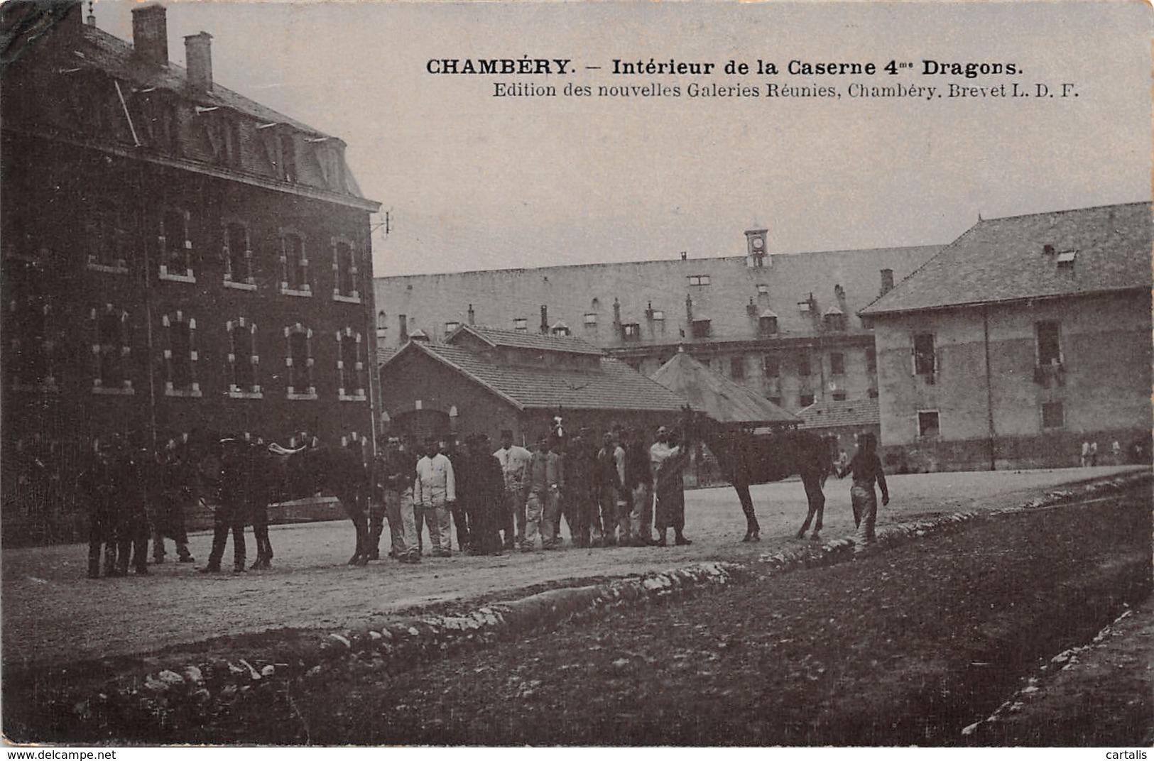 73-CHAMBERY-N°C-422-F/0131 - Chambery