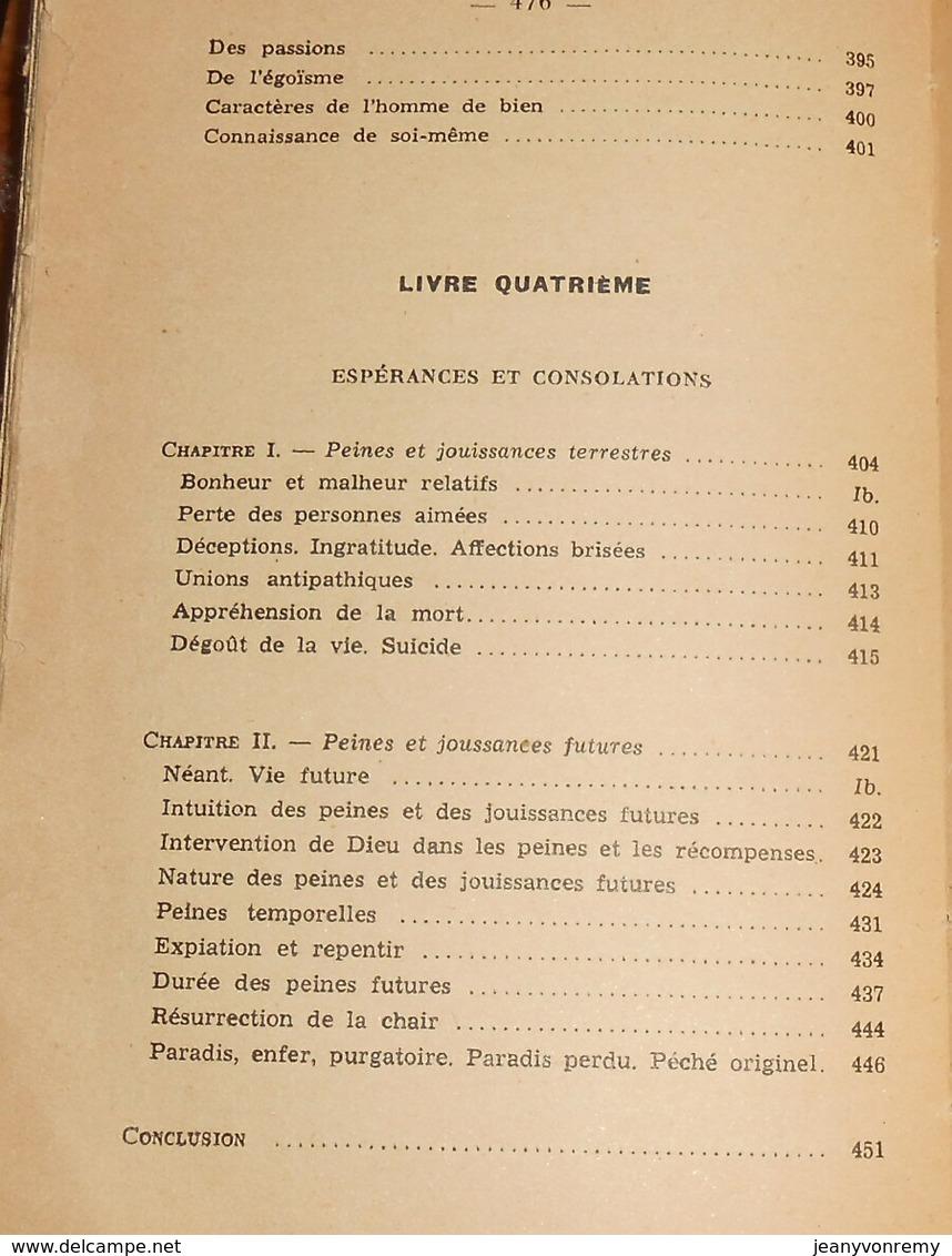 Le Livre Des Esprits. Allan Kardec. 1956. - Esoterik