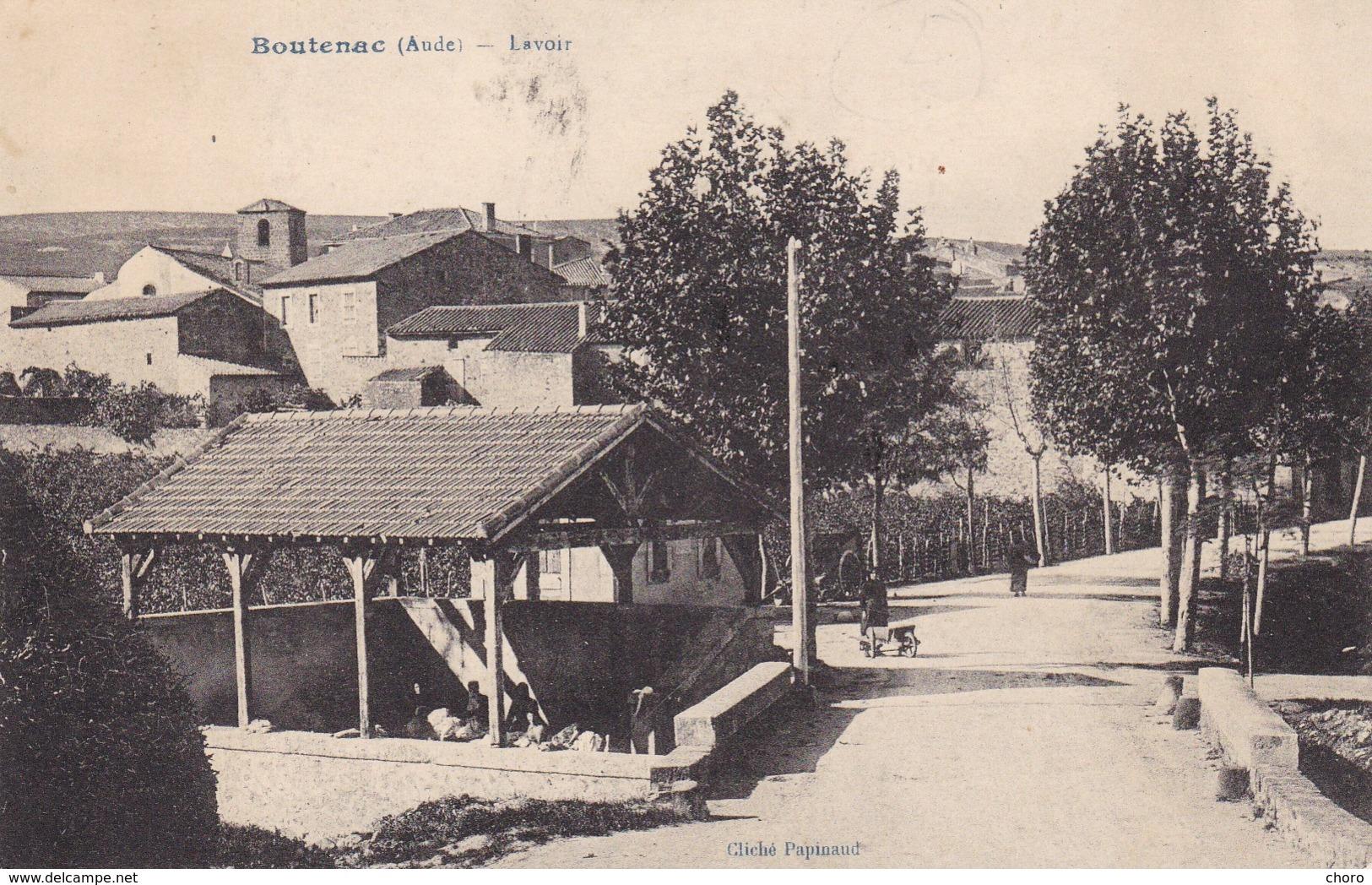 11 - BOUTENAC - LAVOIR - Autres Communes