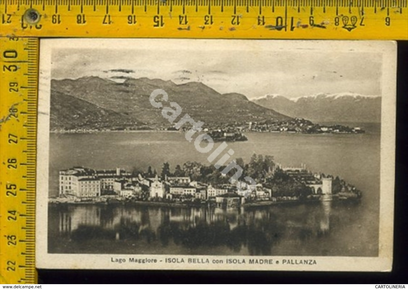 Verbania Lago Maggiore Isola Bella Pallanza - Verbania