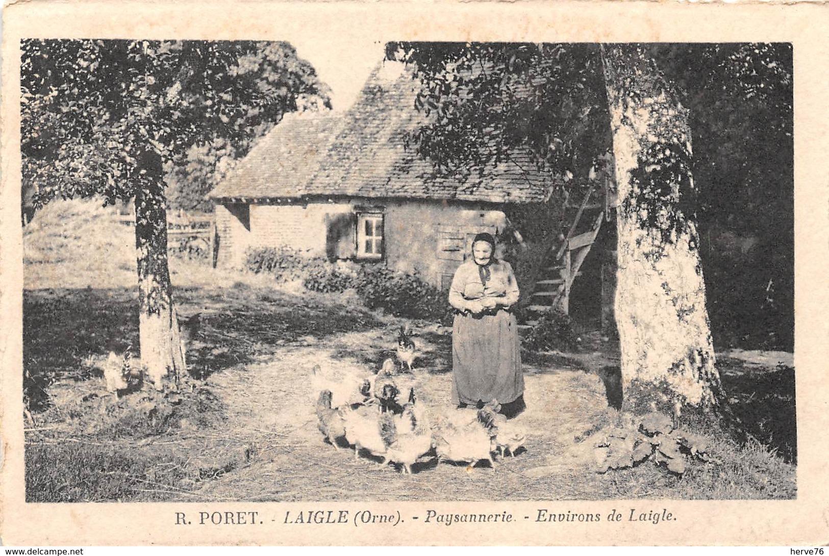L'AIGLE - LAIGLE - Paysannerie - Environs De Laigle - L'Aigle