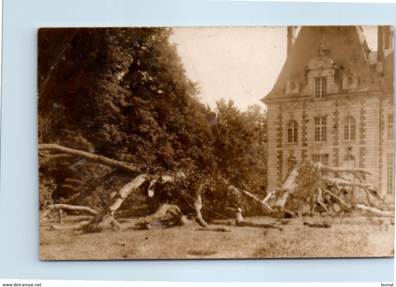 Carte Photo à Identifier - Architecture - Chateau - A Identifier