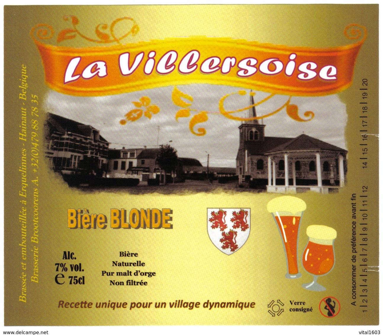 Bieretiket België 896 - Bière