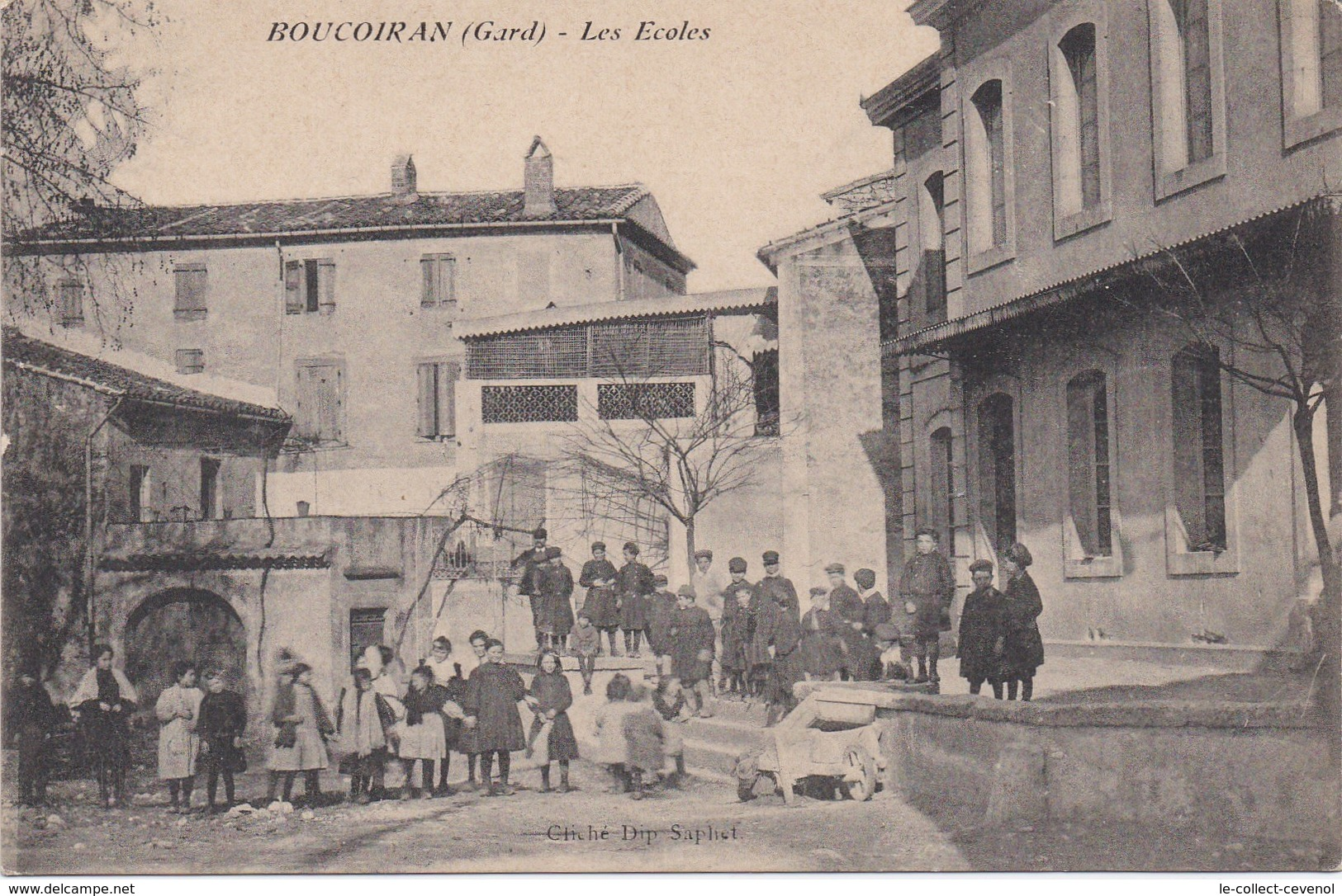 30 - BOUCOIRAN - Les Ecoles - France