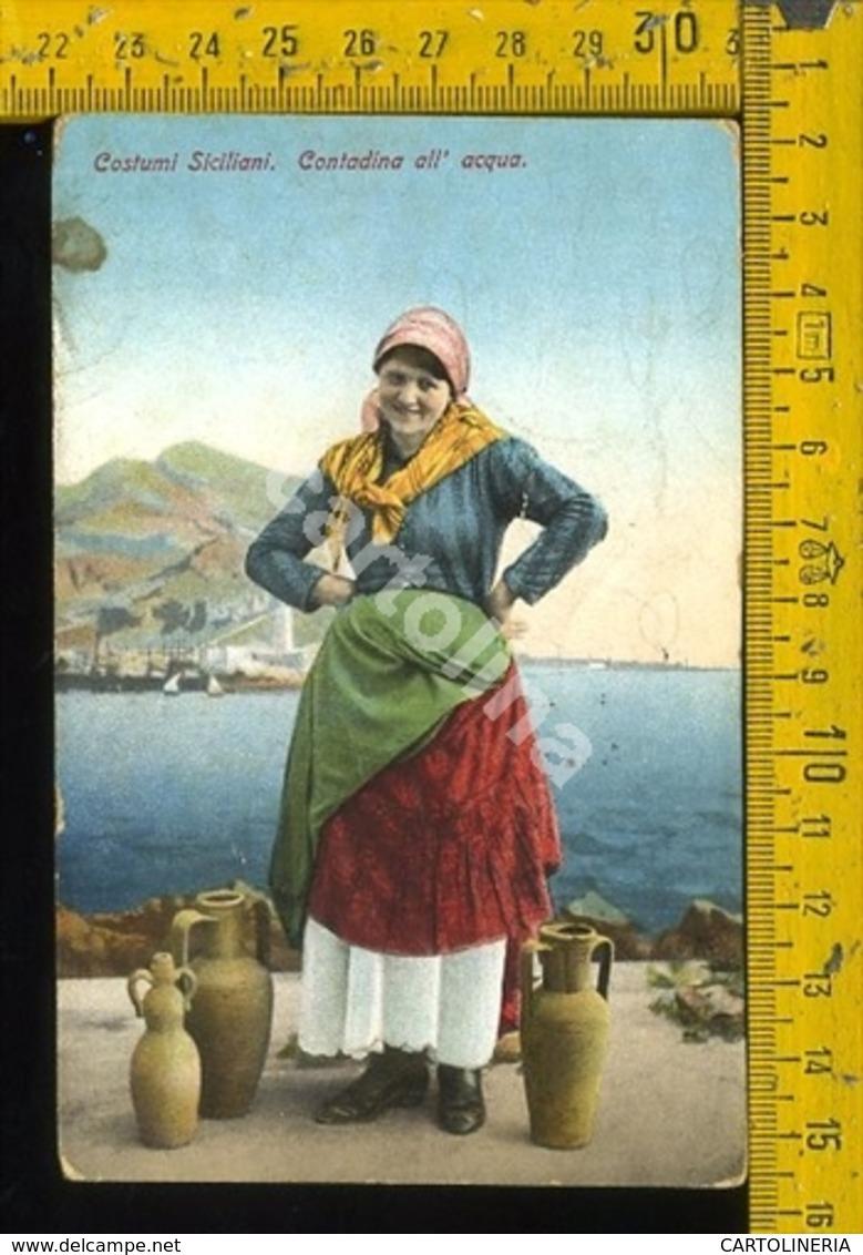 Palermo Costumi Siciliani - Palermo