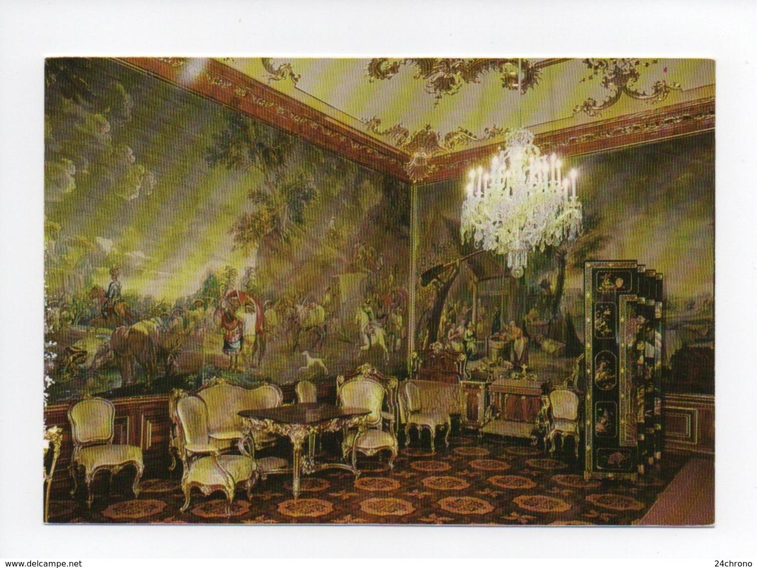 Autriche: Wien, Schloss Schonbrunn, Napoleonzimmer, Lustre, Paravent (18-3095) - Château De Schönbrunn