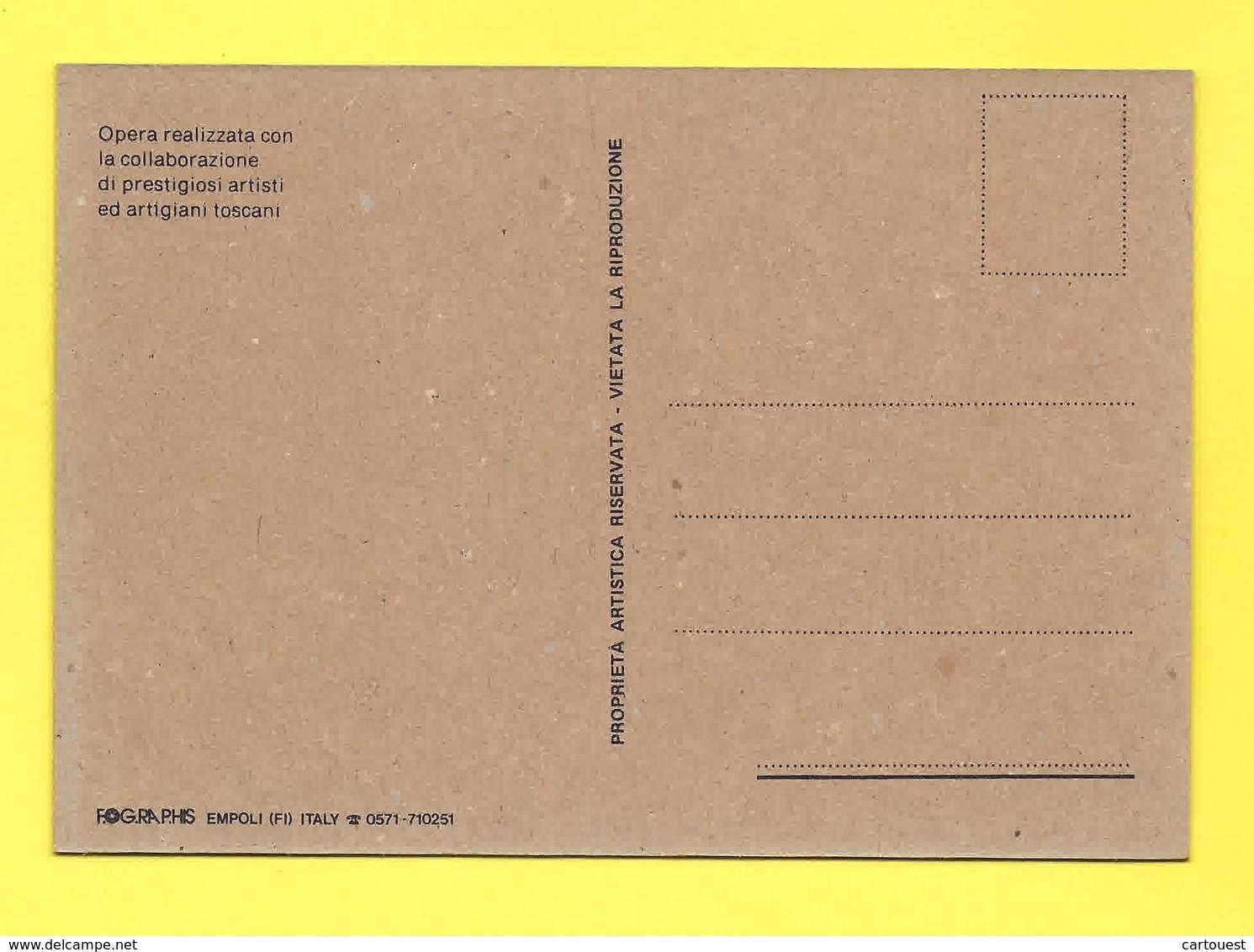 Carte En LIEGE FIRENZE Duomo E Campanile Di Giotta - Cartes Postales