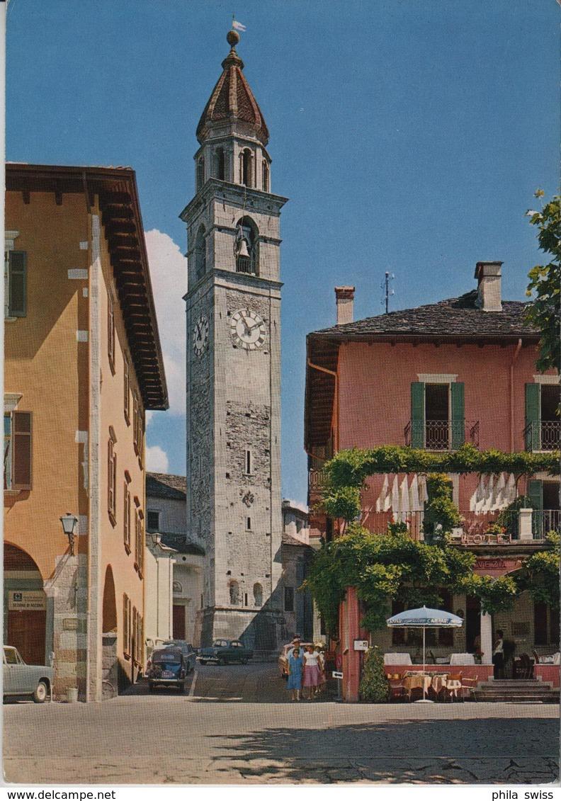 Il Ticino Pittoresco - Ascona - Photo: Engelberger - TI Ticino