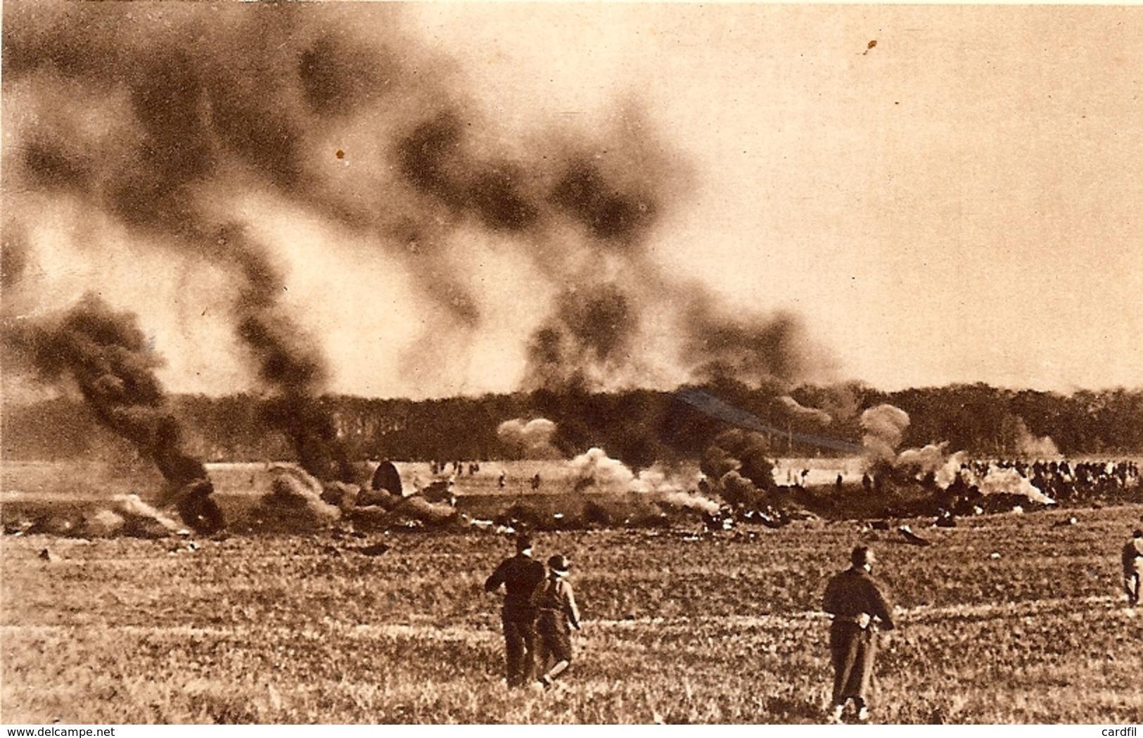 57 BOULAY Bombardier Abattu 2ème Guerre Mondiale - Boulay Moselle