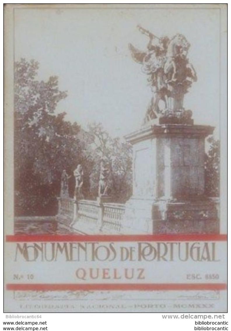 MONUMENTOS DE PORTUGAL - QUELUZ - Livres, BD, Revues