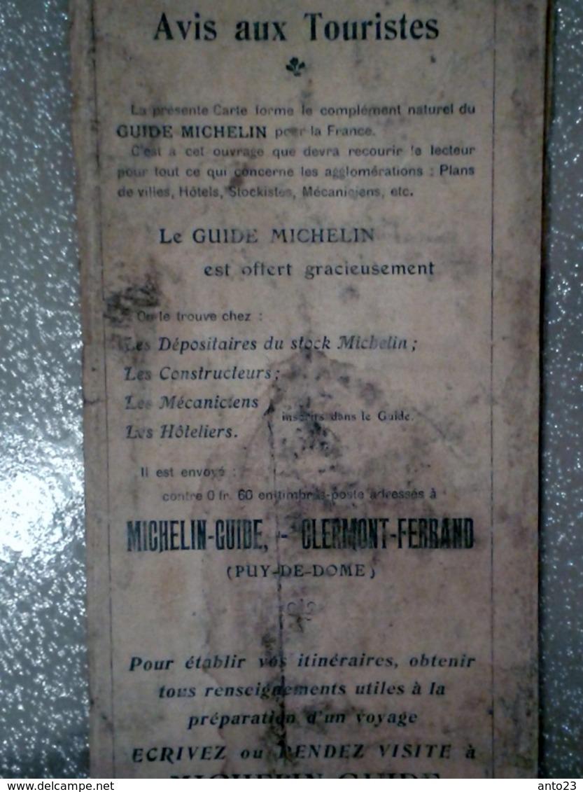 Cartes Routières Des Guides Michelin Les Bouches Du Rhone + Nice - Roadmaps