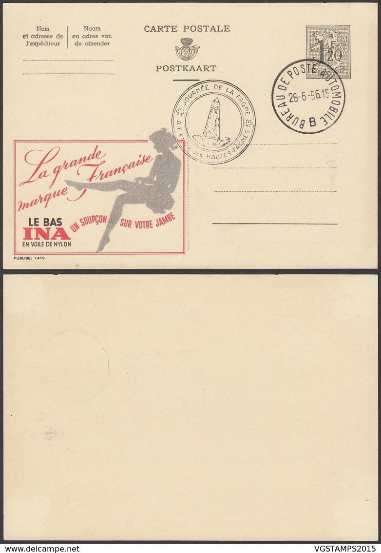 Publibel 1419 - 1F20 - Thématique Bas Nylon (DD) DC0539 - Interi Postali