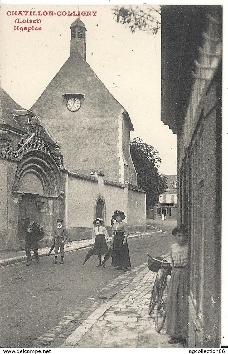 HOSPICE - Chatillon Coligny