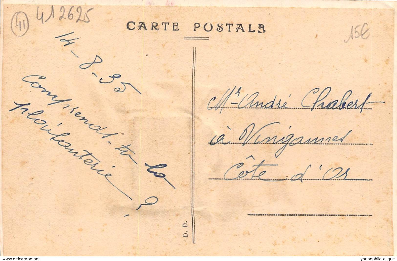 41 - LOIR ET CHER / 412625 - Saint Dyé Sur Loire - Carte à Système - France
