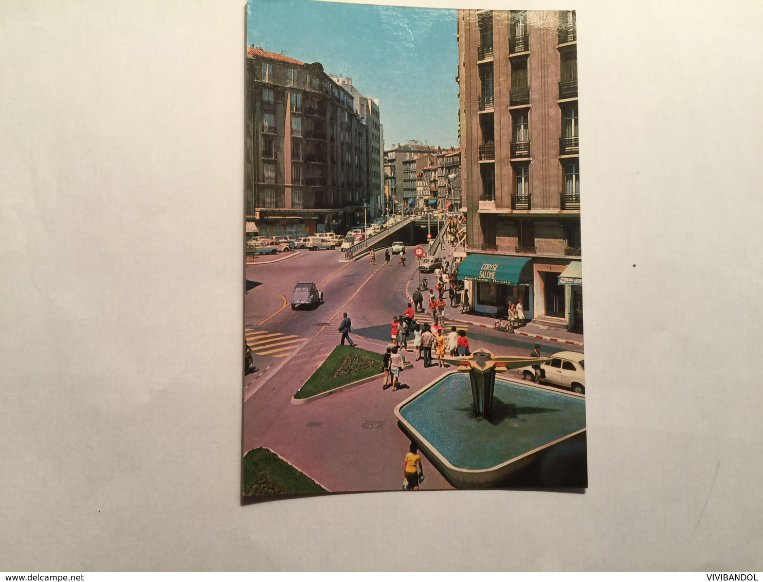 Marseille Centre - Cinq Avenues, Chave, Blancarde, Chutes Lavies
