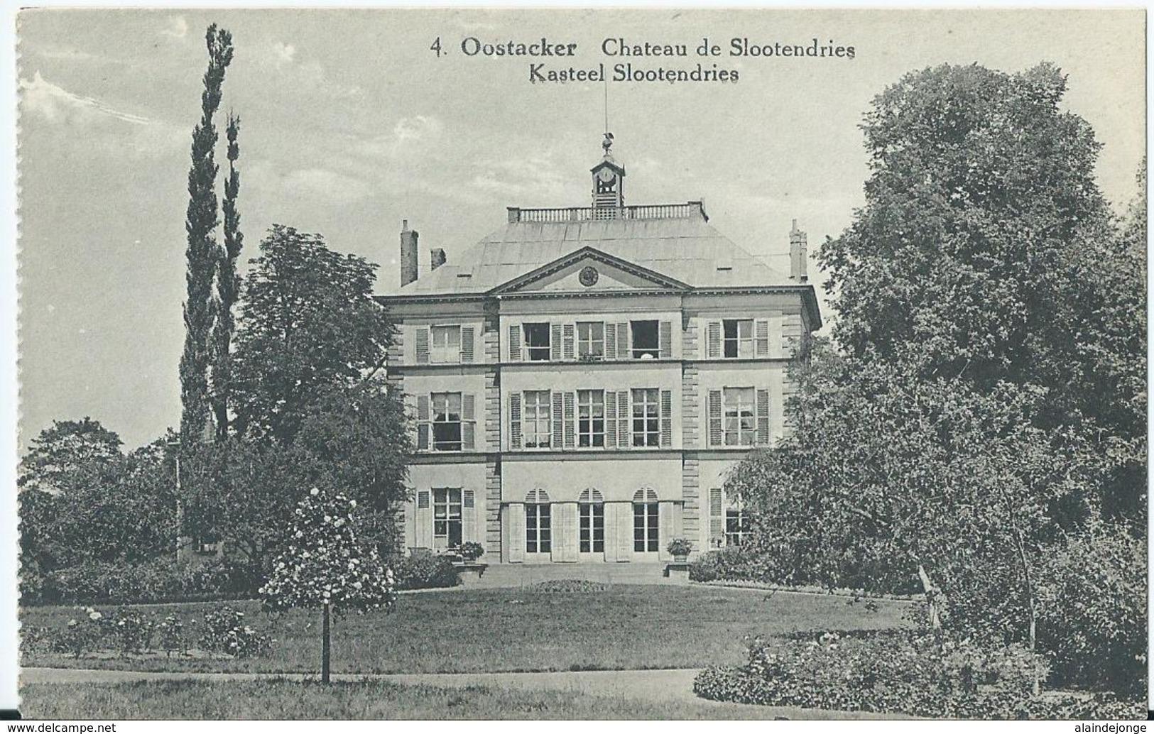 Oostacker - 4 - Chateau De Slootendries - Kasteel Slootendries - Gent