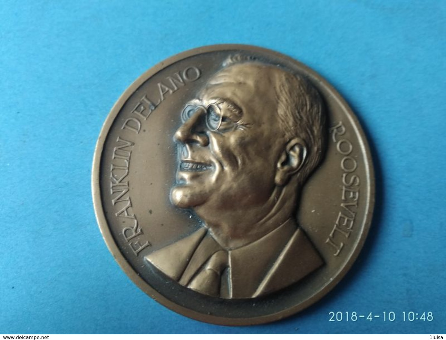 PRESIDENTI STATI UNITI Franklin Delano Roosevelt - Monarchia/ Nobiltà