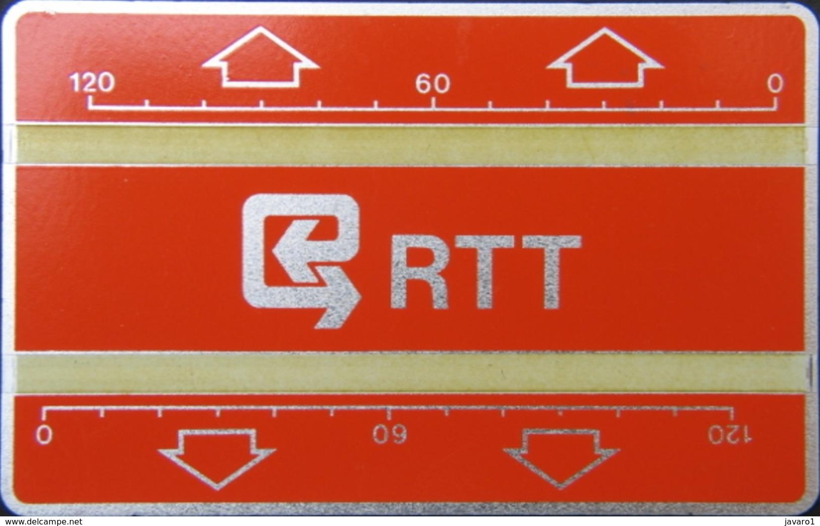 SERVICE : SE4 4/4mm Control 708S (N)  MINT - Belgien