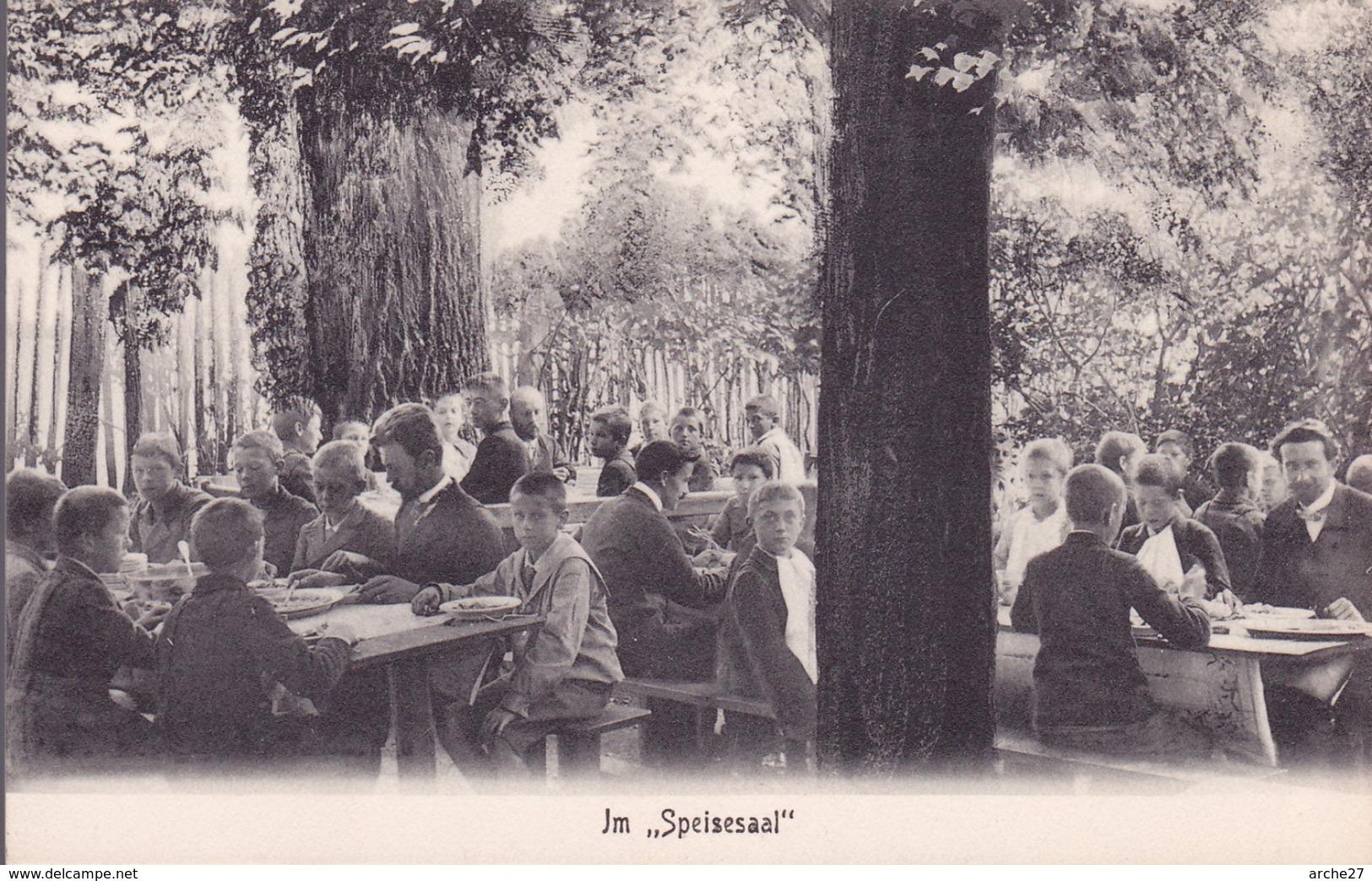 CPA - ILSENBURG - Im Speisesaal - Salle à Manger ! - Allemagne - Ilsenburg