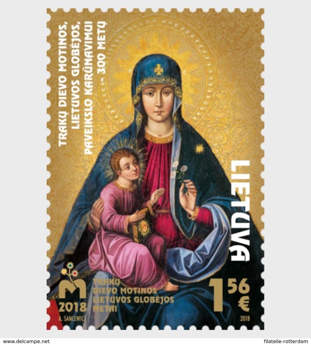 Litouwen / Lithuania - Postfris / MNH - Trakai, Mother Of God 2018 - Lithuania