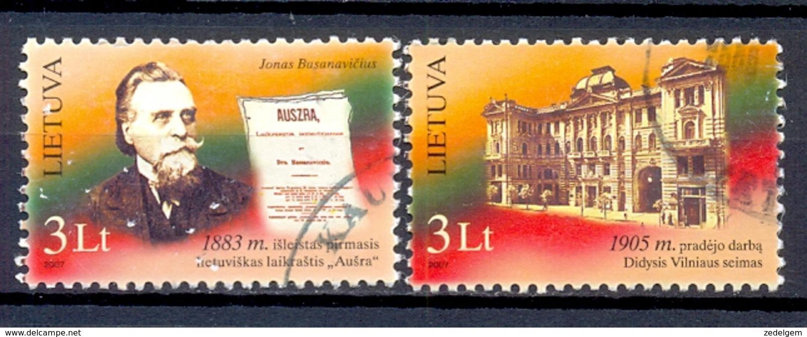 LITOUWEB  (COE 679) - Lithuania