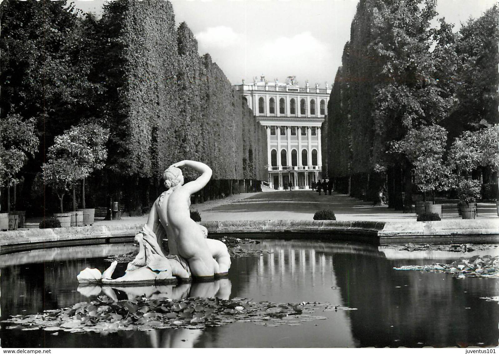 CPSM Wien                                                           L2697 - Château De Schönbrunn