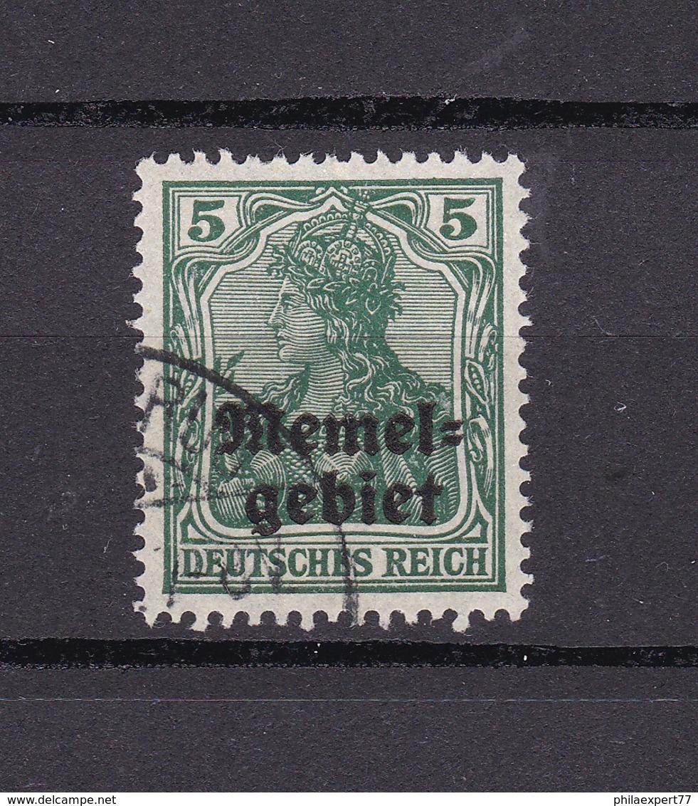 Memelgebiet - 1920 - Michel Nr. 1 - Klaipeda