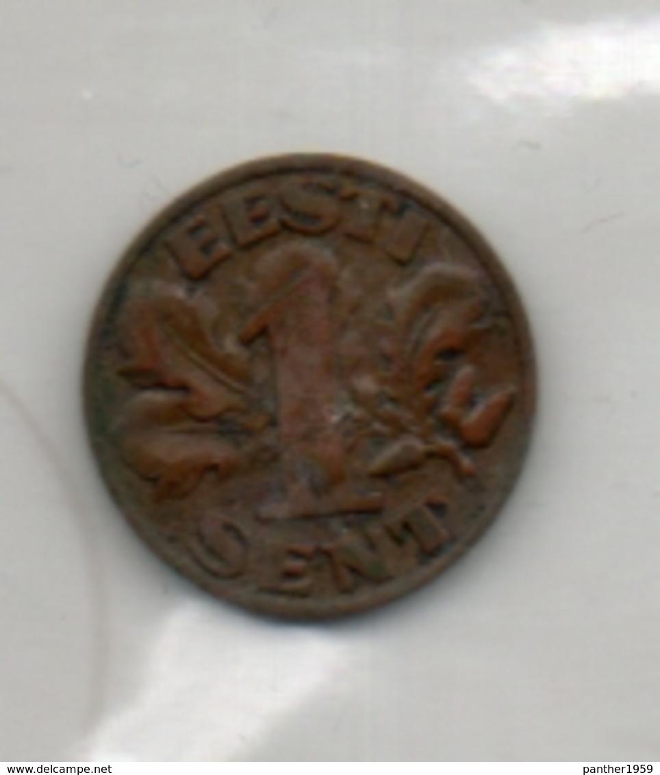 BALTIC:ESTONIA#COINS# IN MIXED CONDITION#.( EST-250CO-1 (01) - Estonie
