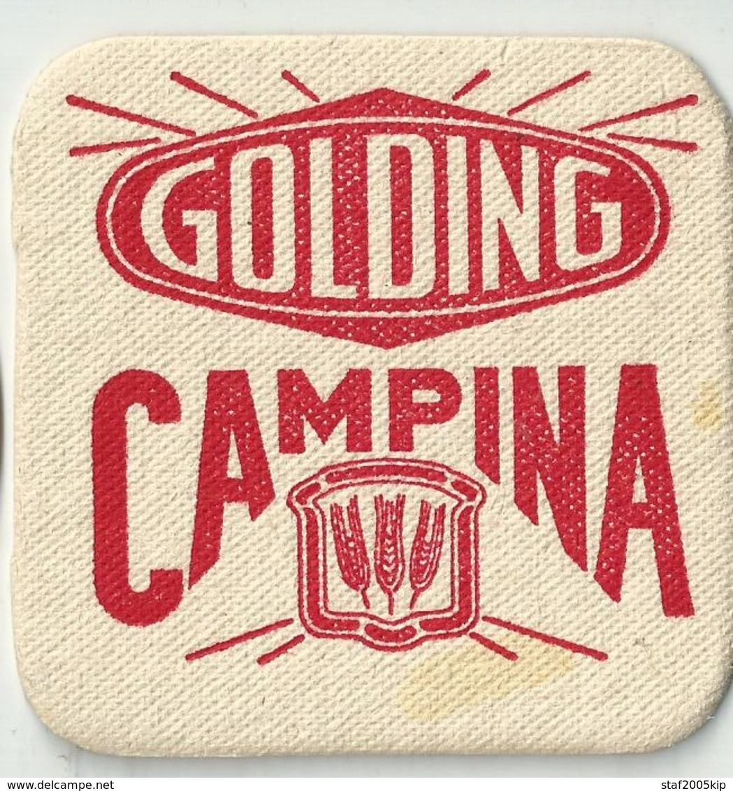 Bierviltje - Golding CAMPINA - Sous-bocks