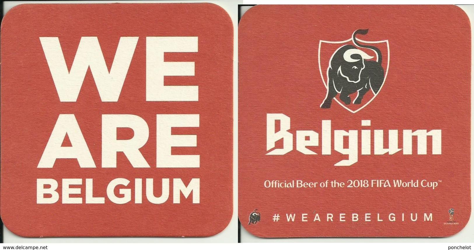 SB JUPILER BELGIUM WE ARE BELGIAN - Sous-bocks