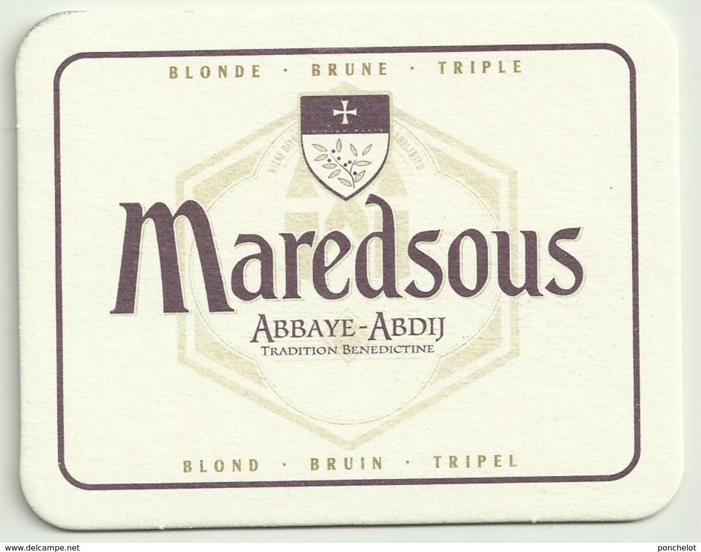 SB MAREDSOUS - Sous-bocks