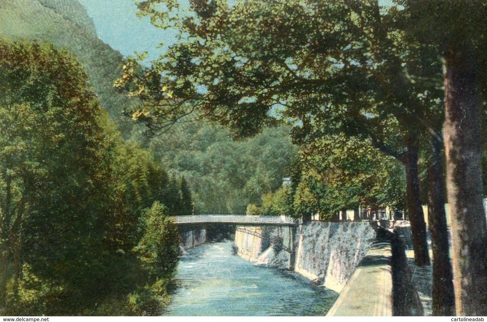 [DC7952] CPA - ROMANIA - BAILE HERCULANE - Non Viaggiata - Old Postcard - Romania