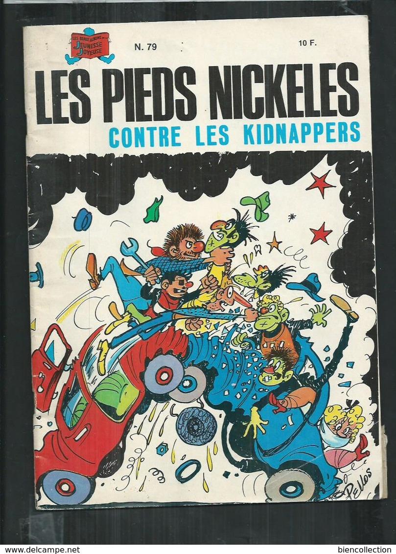 Les Pieds Nickelés Contre Les Kidnappers  No 79 - Livres, BD, Revues