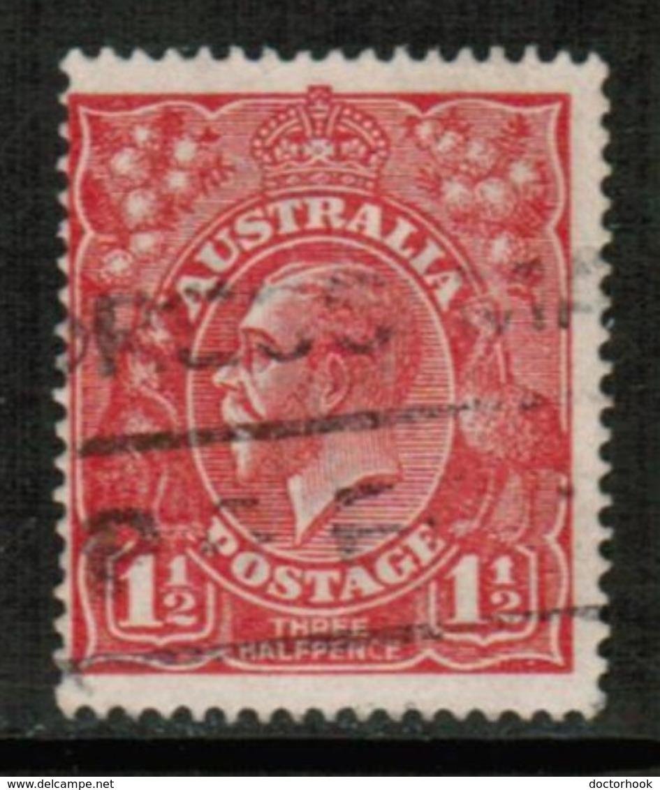 AUSTRALIA   Scott # 26 F-VF USED (Stamp Scan # 431) - Used Stamps
