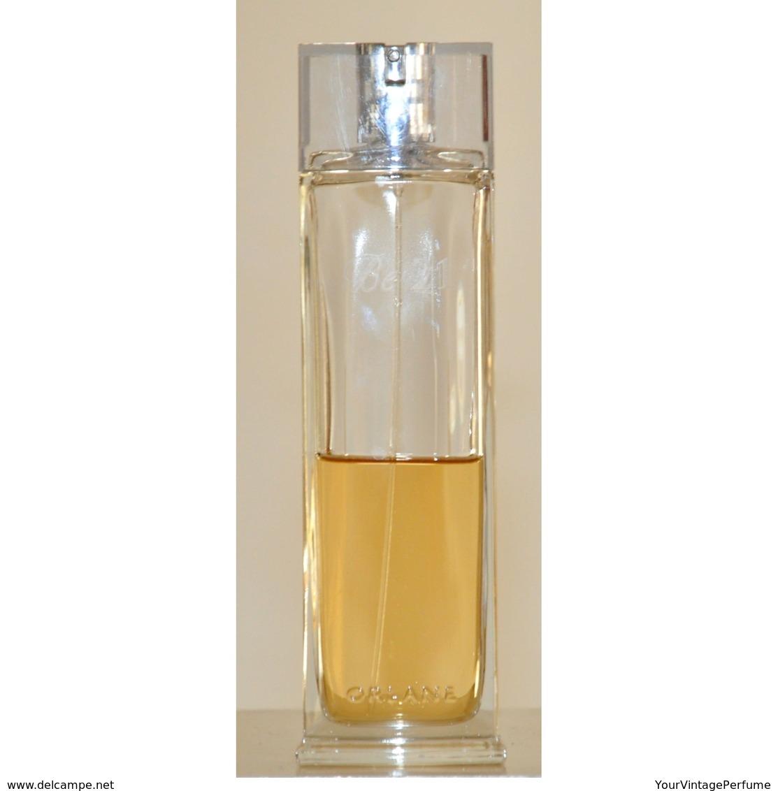 Orlane BE 21 Eau De Parfum Edp 100ML 3.4 Fl. Oz. Spray Perfume Woman Rare Vintage Old 2001 - Fragrances (new And Unused)