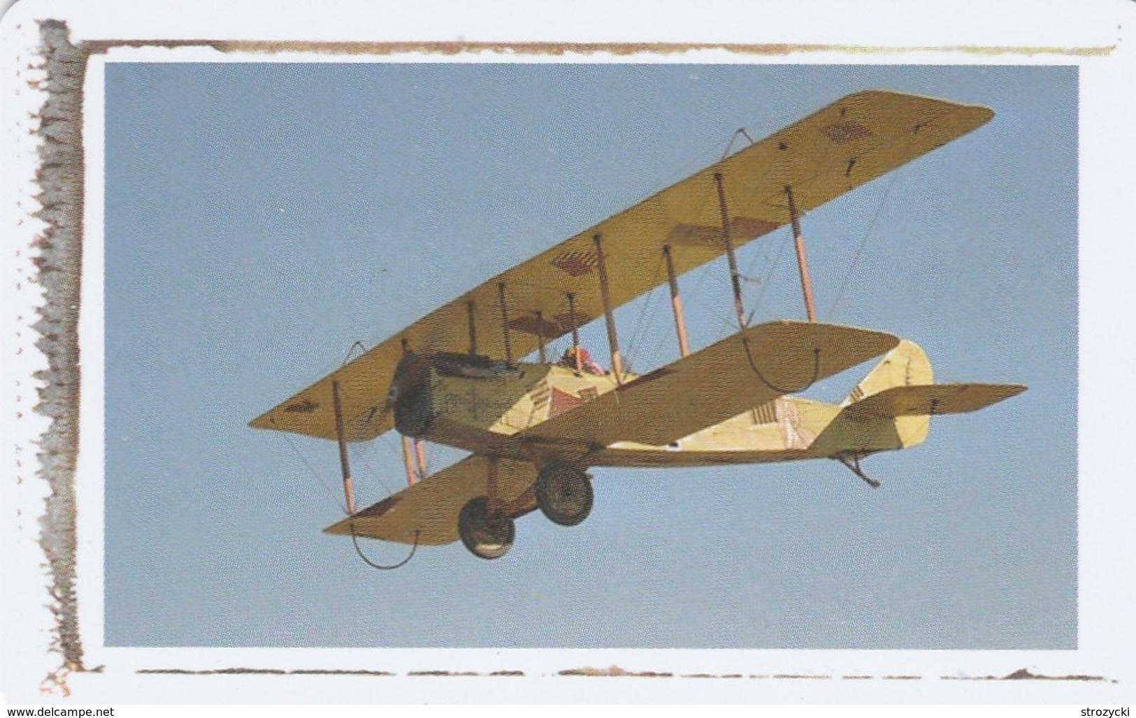 South Africa -  Bi-Plane Flying - Afrique Du Sud
